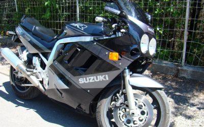Suzuki 1100 GSXR 1989 – 45000kms