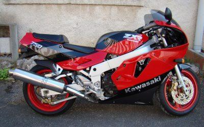 Kawasaki ZXR 750 Stinger H1