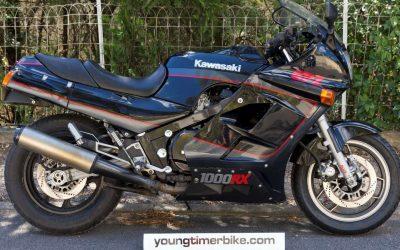 Kawazaki GPZ 1000 RX  1987 – 66.000 kms