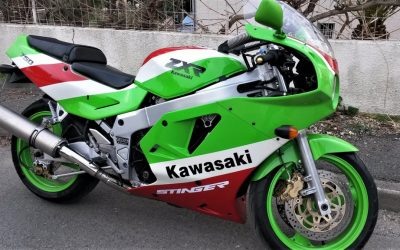 Kawasaki ZXR 750 Stinger H2 1990 – 50.000 kms