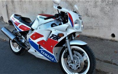 Yamaha FZR 1000 Exup 1989 – 58.000 kms
