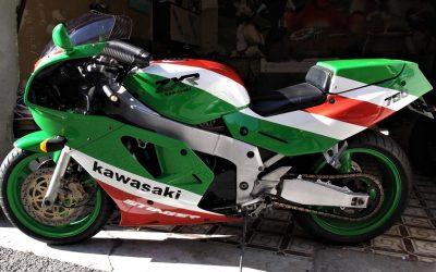 Kawasaki ZXR 750 Stinger H2 1990 – 67.000 kms