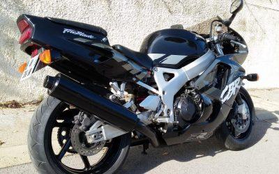 HONDA CBR 900 SC29 1993