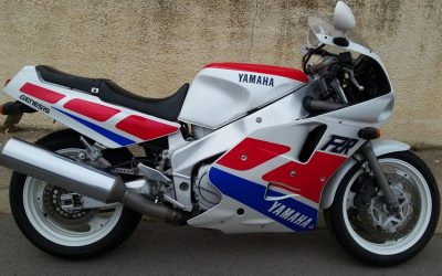 Yamaha FZR 1000 Exup 1989