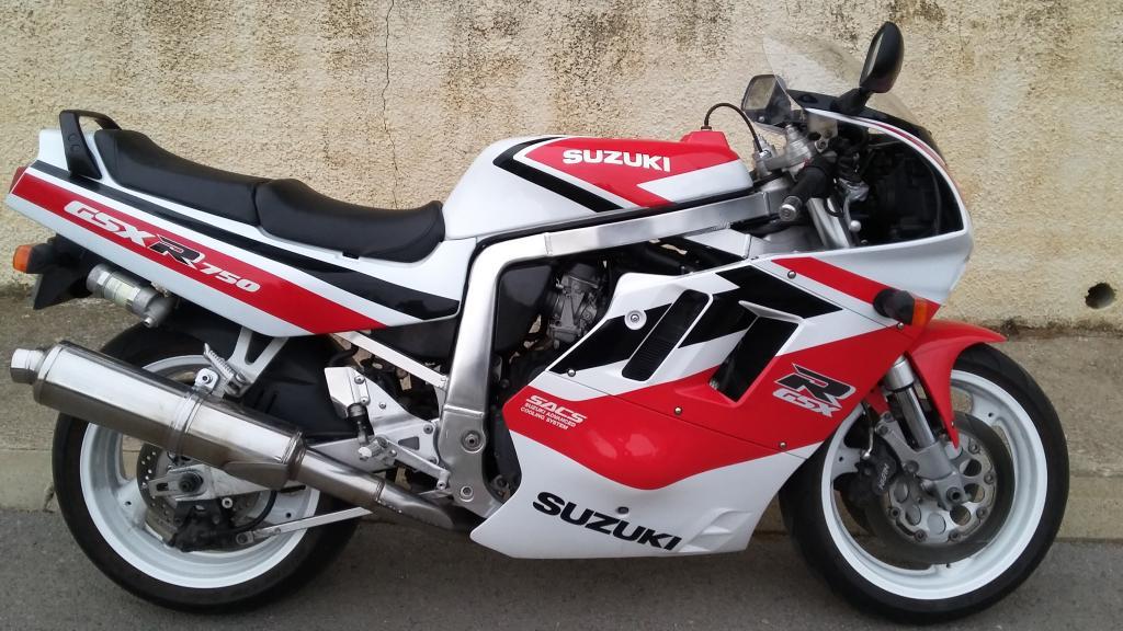 Gsxr 750 91 B-R-N .1