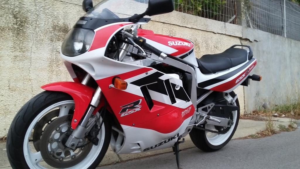 Gsxr 750 91 B-R-N .7